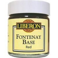 Liberon Fontenay Base 30ml Red