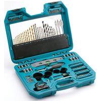 Makita 120 Piece Pro Power Tool Drill Bit & Accessory Set