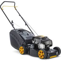 McCulloch M40-125 Push Petrol Rotary Lawnmower 400mm