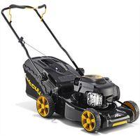 McCulloch M46-125 Push Petrol Rotary Lawnmower 460mm