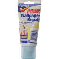 Polycell Maximum Strength Wallpaper Repair 125ml
