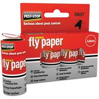 Proctor Brothers Fly Papers Pack of 4