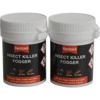 Rentokil Insect Killer Foggers Pack of 2