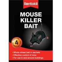 Rentokil Mouse Killer Rodenticide Bait 100g