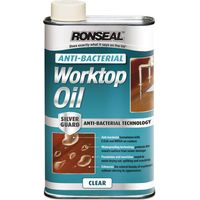 Ronseal Anti Bacterial Worktop Oil 500ml