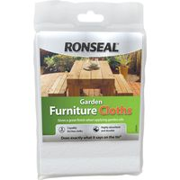 Ronseal Garden Furniture Cloth Pack of 3