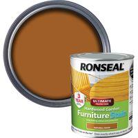 Ronseal Hardwood Furniture Stain Natural Cedar 750ml