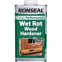 Ronseal Wet Rot Wood Hardener 500ml