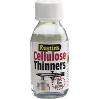 Rustins Cellulose Thinners 125ml