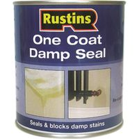 Rustins One Coat Damp Seal 250ml