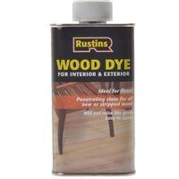 Rustins Wood Dye Pine 250ml