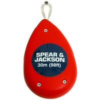 Spear & Jackson Cosmos ABS Plastic Chalk Line