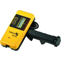 Stabila REC150 Rotary Laser Receiver with Bracket IP67 Water & Dust Protected