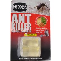 Vitax Nippon Ant Killer in Concentrated Soluble Sachet Pack of 2