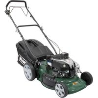 Webb WER18SPES Self Propelled Petrol Rotary Lawnmower 460mm