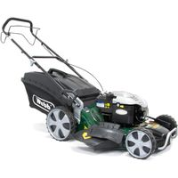 Webb WER21HW Self Propelled Petrol 4 in 1 Rotary Lawnmower 530mm