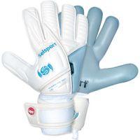 Absorb 1 Goalkeeper Gloves White/Aqua