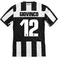 2012-13 Juventus Nike Home Shirt (Giovinco 12) - Kids
