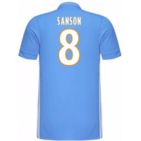 2017-18 Marseille Adidas Away Shirt (Kids) (Sanson 8)