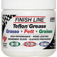 Finish Line Teflon Grease 455g Tub Lubrication