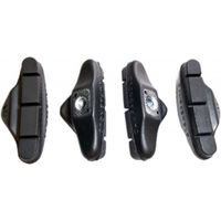 Campagnolo Veloce VL600 Pack of 4 Brake Blocks Rim Brake Pads