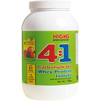 High5 EnergySource 4:1 With Super Carbs 1.6kg Tub Energy & Recovery Drink