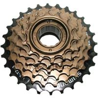 Shimano MF TZ21 7 Speed Freewheel Cassettes & Freewheels