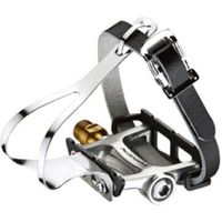 Token TK456 Track Pedal with Toe Clip Flat Pedals