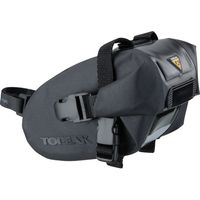 Topeak Wedge Drybag with Strap - Small Saddle Bags