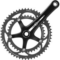 Campagnolo Veloce 10 Speed Power Torque Double Chainset Chainsets
