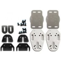 Speedplay Aluminium Fore-Aft Extender Base Plate Kit Pedal Cleats