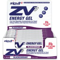 ZipVit Sport ZV7 Energy Gel - 24 x 60ml Energy & Recovery Gels
