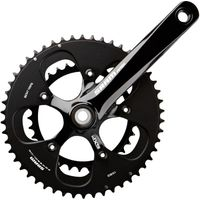 SRAM Apex Compact Chainset with White Decals Chainsets