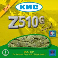KMC Z510 Gold BMX Chain Chains