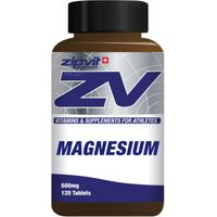 ZipVit Sport ZV Magnesium - 120 Tablets Vitamins and Supplements