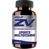 ZipVit Sport ZV MultiVit Supplement for Men - 60 Tablets Vitamins and Supplements