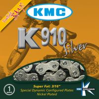 KMC K910 Strong 3/16 Chain Chains