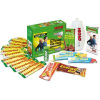 High5 Marathon Race Pack Energy & Recovery Gels