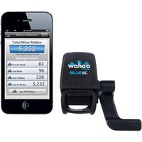 Wahoo Blue SC Speed & Cadence Sensor with BLE & ANT+ Cycle Computers