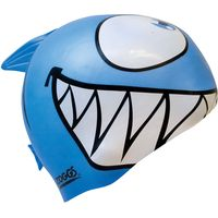 Zoggs Silicone Character Cap Swimming Caps
