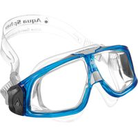 Aqua Sphere Seal 2.0 Clear Lens Goggles Adult Swimming Goggles