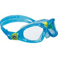 Aqua Sphere Kids Seal 2 Clear Lens Goggles Junior Swimming Goggles