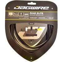 Jagwire Kit Road Elite Sealed Brake Cable. Brake Cables