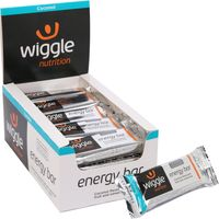 Wiggle Nutrition Energy Bar (20 x 60g) Energy & Recovery Food