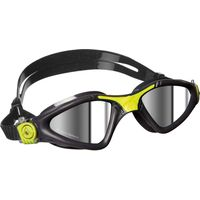 Aqua Sphere Kayenne Goggles - Mirrored Lens Adult Swimming Goggles