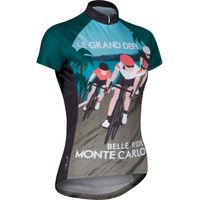 Primal Womens Le Grand Jersey Short Sleeve Cycling Jerseys