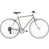 Bobbin Noodle Rifle Green Hybrid & City Bikes