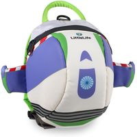LittleLife Toddler Disney Buzz Lightyear Daysack Rucksacks