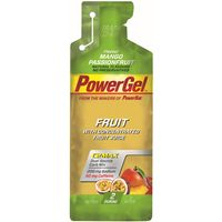 PowerBar Fruit Gels With Caffeine - 24 x 41g Energy & Recovery Gels