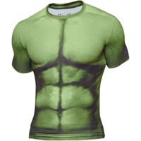 Under Armour Alter Ego Hulk Compression Top Compression Base Layers